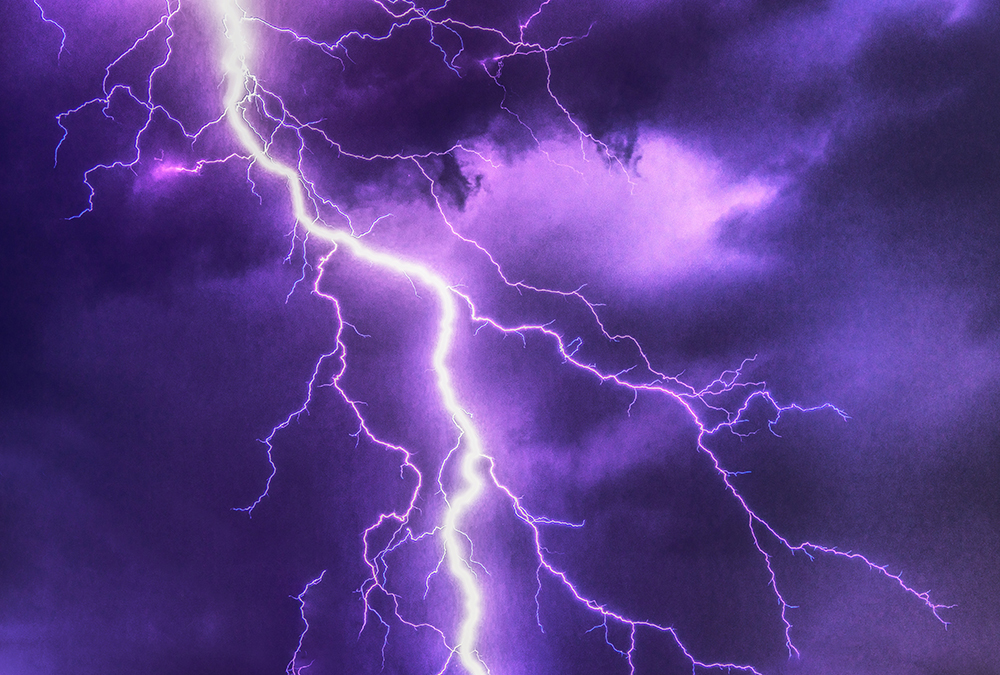 Lightning Strikes Out