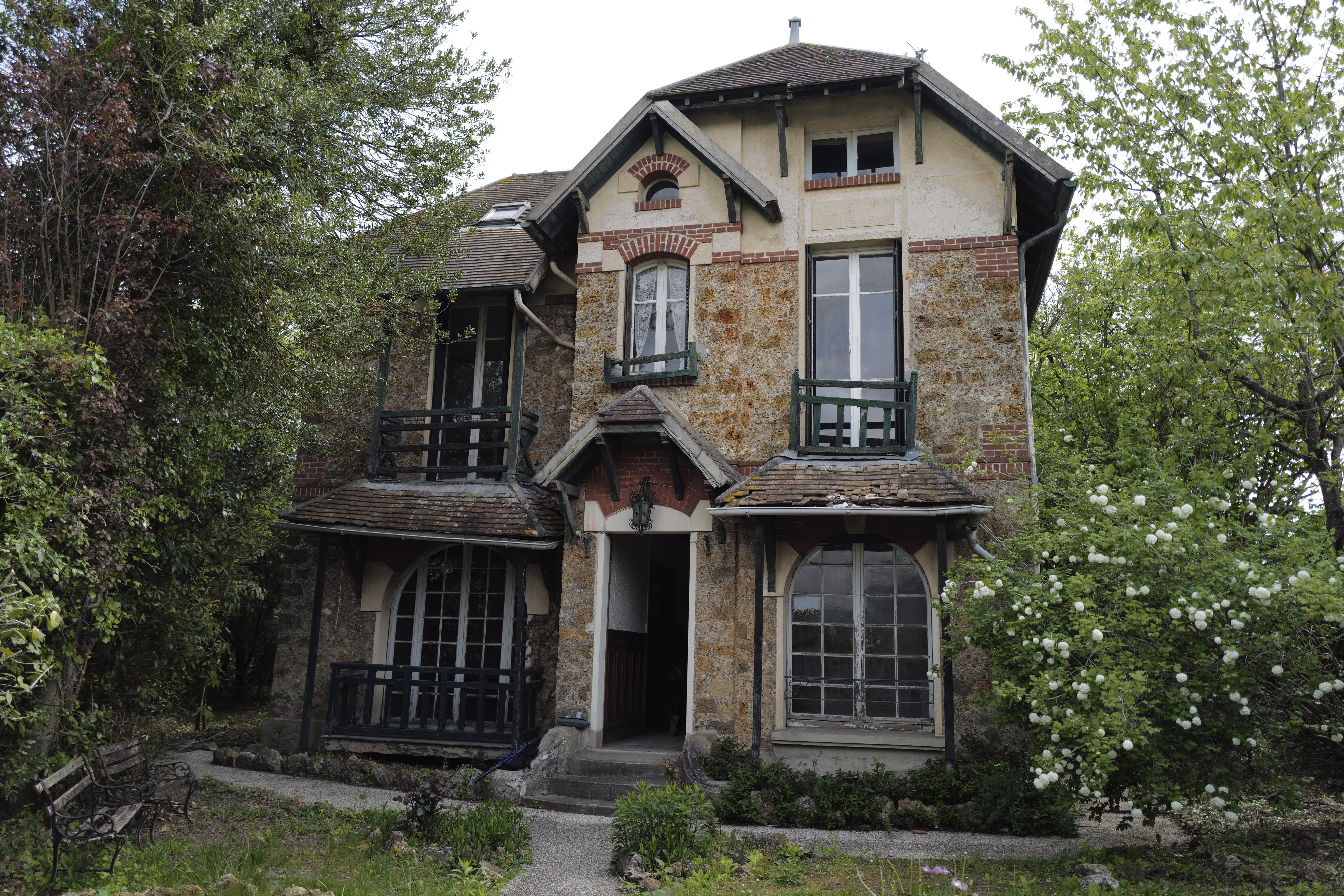 For Sale: Marie Curie's House