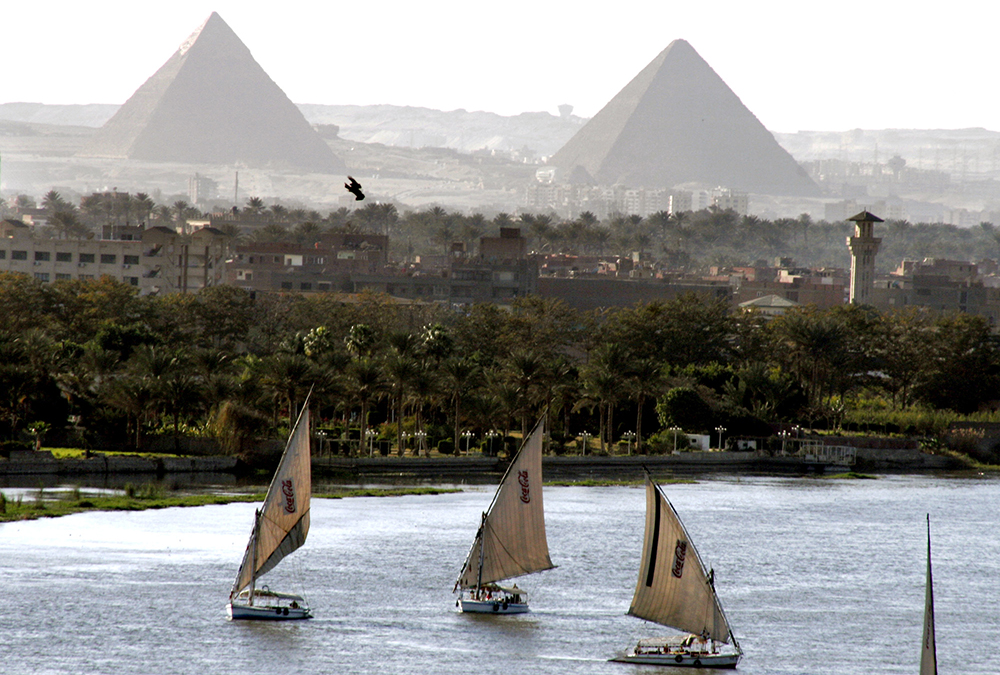 Don't Touch My Nile!