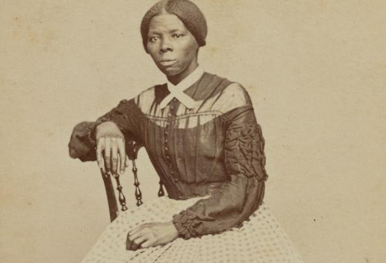 Harriet Tubman was the most famous Underground Railroad conductor of all. (Library of Congress)