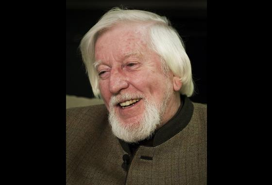 Age made it harder for Caroll Spinney to perform as Big Bird, so he began training others to play the character. (AP)