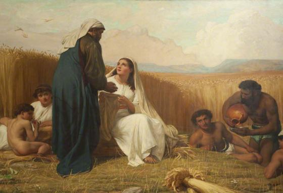 Ruth and Boaz's legacy continued all the way to the birth of Christ.