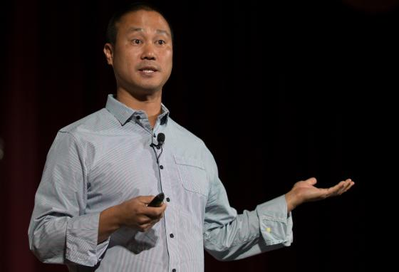 Zappos CEO Tony Hsieh has led the company for over 20 years.