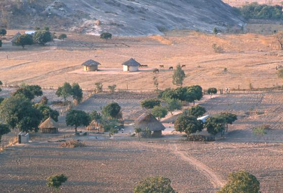 Farms of Zimbabwe's Shona people