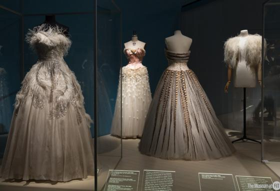The FIT exhibit demonstrates how ballet costume affected clothing fashion through many decades. (FIT)