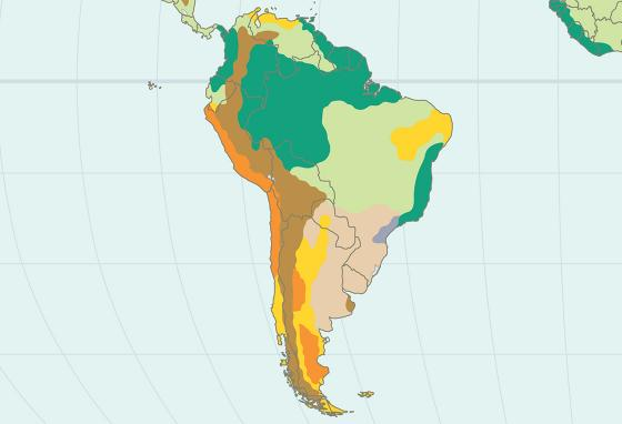 If you lived in Uruguay, how would you describe the climate?