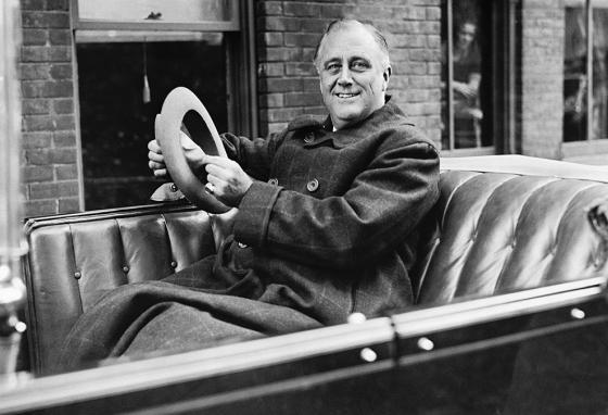 President Franklin D. Roosevelt created the Rural Electrification Administration in 1936. (AP)