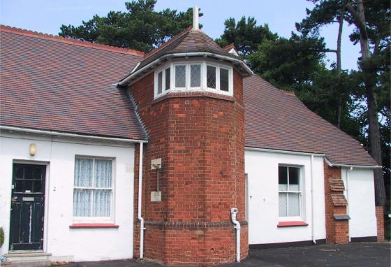 """Two """"cottages"""" at Bletchley Park were converted from a tack and feed house. Codebreakers worked in these buildings too."""