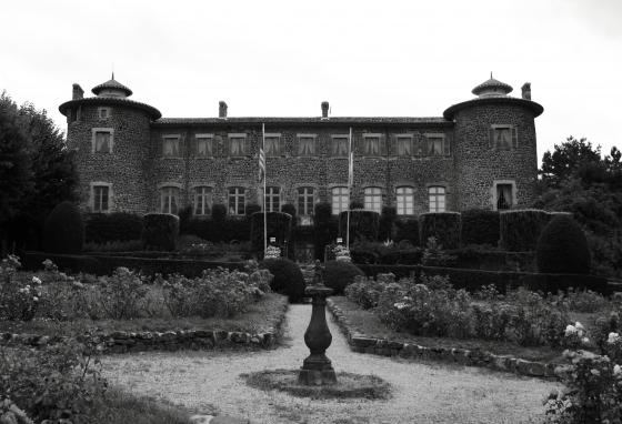 Lafayette was born here in 1757. The house is called the Château de Chavaniac.