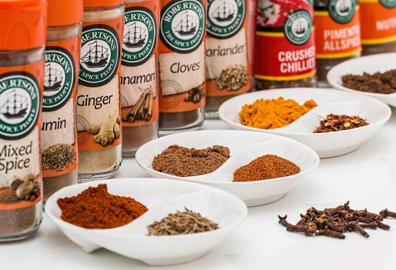 These spices come from all over the world, and some might live in your kitchen cabinet!