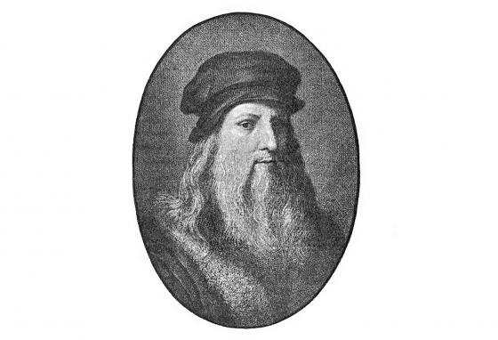 Leonardo da Vinci is known for painting, sculpting, architecture, engineering, and other talents. He lived from 1452-1519.