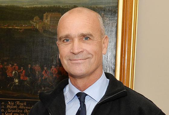 Mr. Rudd's friend, the British adventurer Henry Worsley, died while attempting to cross the Antarctic alone. (AP)