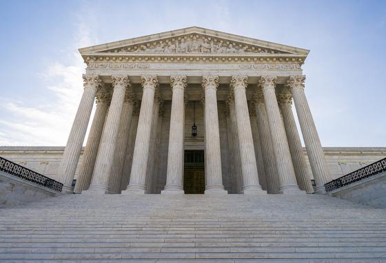 The Supreme Court moved into its own building in 1935.